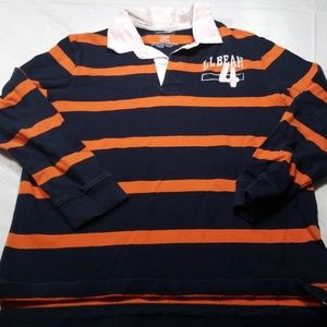 L.L. Bean Shirts & Tops - Long sleeve rugby